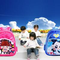Jual Tas Sekolah Anak/Ransel Mickey Mouse - Ats003 Ori
