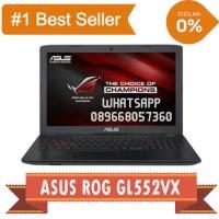 ASUS ROG GL552VX-DM409T - 12GB RAM - GTX950M 4GB - Laptop Gaming