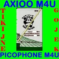 Baterai Axioo Picophone M4U Rakki Panda Batrai Batre Battery Batere