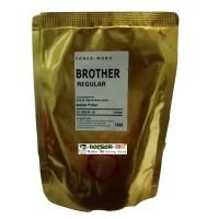 Serbuk toner Brother Monochrom TN 1000 Series 100 Gram Regular