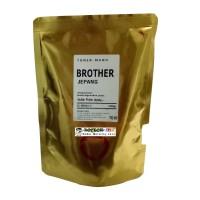 Serbuk toner Brother Monochrom TN 1000 Series 100 Gram JAPAN