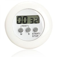 Alarm Masak Dapur /Digital Kitchen Timer Alarm/Minimalis Time Machine