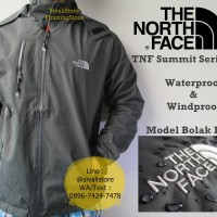 Jaket Gunung / Motor The North Face Waterproof bb Polar Seri 15 Murah