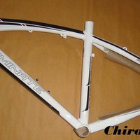 SPECIAL frame dominate 088 size 19 putih RECOMENDED