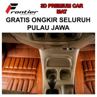 Karpet Mobil 3D Custom FRONTIER YARIS new Matic 2016 - now