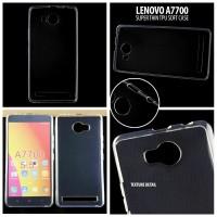 Lenovo A7700 -Super Thin Glossy TPU Soft Case Casing Silikon Sarung Hp
