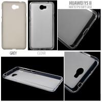 Huawei Y5 II Honor 5 - Matte TPU Soft Case Kesing Silikon Sarung Hp