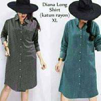 Diana Long Shirt by N label