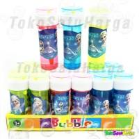 Mainan Buble Frozen / Bubble Sabun Stik | Gelembung Tiup Balon 10 cm