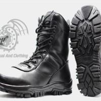 Sepatu PDL TNI - Kulit ASli - Sepatu Pria-Ayo Beli Termurah