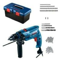 Bosch GSB 550 Freedom Kit Impact Drill / Bor Tembok 13mm 13 mm
