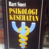 Buku Psikologi Kesehatan Bart Smet