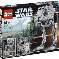 LEGO 10174 - UCS Star Wars Imperial AT ST