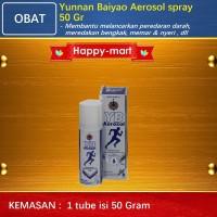 Yunnan Bai Yao/Baiyao/YB Aerosol Spray 50 Gram