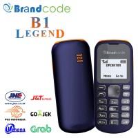 Brandcode B1 HP LEGENDA Mirip Nokia Jadul 1280