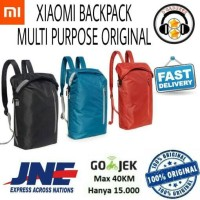 Jual Xiaomi Original Multi Purpose Sport Tas Ransel Backpack ORIGINAL Murah