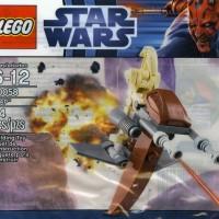 Jual Lego Star Wars 30058 STAP Polybag Murah