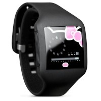 NOOKA x Hello Kitty Zub 20 Black Wristwatch (Original N Terbatas