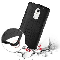 Jual Casing Rugged Armor Lenovo/ Vibe X3/ X 3 Kickstand Hard Soft Case Cove Murah