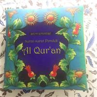 Buku Bantal - Surat surat pendek Al Qur'an murah, buku bacaan anak