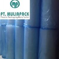 Jual Bubble wrap bungkus biru 50m x 1,25m gojek saja max 1 roll Murah