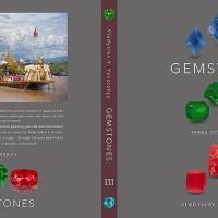 Jual Buku Gemstones Terra Connoissur 2017 Diamond Sapphire Ruby Emerald Murah