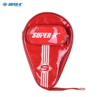 Portable Waterproof Ping Pong Paddle Bat Case Cover Table Tennis Racke