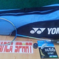 harga Raket Badminton Yonex Nanoray D25 Original Tokopedia.com