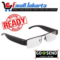 Spy Cam Kacamata Kamera Pengintai Camera Spycam 1080p Resolusi Full HD