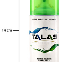 Jual Talas Water Repellent with Nano Technology / Talas Spray Murah