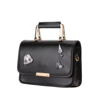 Tas Fashion Wanita Jinjing Clutch Pesta Selempang Korea Modis