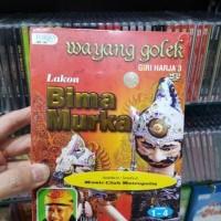 VCD WAYANG GOLEK LAKON : BIMA MURKA , DALANG: KH. ASEP SUNANDAR