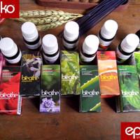 MINYAK AJAIB ANTI STRESS Aromatherapy BREATHE Essential Oil (ORIGINAL)