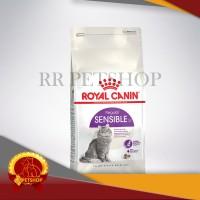 Royal Canin Sensible 33 - 2 kg / Untuk masalah Pencernaan kucing