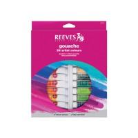 REEVES Gouache 24 Artist Colours