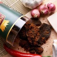 Jual Rendang Paru Tidak Pedas 300 gram Murah