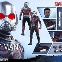 Jual Hot Toys Ant Man Civil War BIB Murah