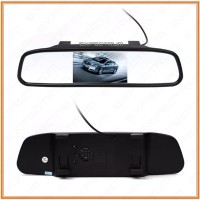 Spion Monitor Mobil / TFT LCD Color Monitor 4.3 inch