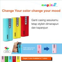 Jual Eser Color Casing for Eagle2/Eagle 2 Yellow Case Murah