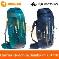 Carrier Quechua Symbium Access 70+10l Backpack tas gunung keril hiking