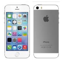 Second iPhone 5S 32GB Silver Garansi 3 Bulan