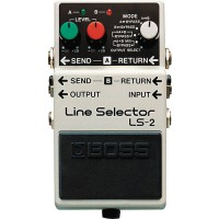 Boss LS2 / LS-2 / LS 2 Line Selector/Power Supply