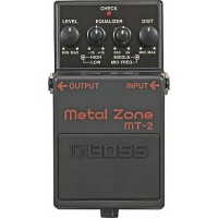 harga  Boss Mt2 / Mt-2 / Mt 2 Metal Zone Effects Pedal  Tokopedia.com