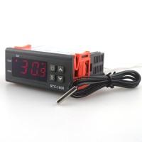 Thermostat Temperature Controller Pengatur Suhu Digital 220V STC-1000