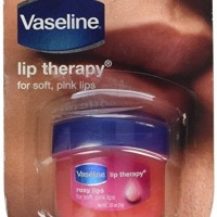 Vaseline Lip Therapy Rosy Lips Made in USA 0.25oz 7gr 100% Original