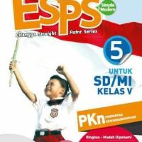 5 ESPS PKN Kelas V SD/MI KTSP Berorientasi Kurikulum 2013 #erl
