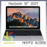 """Macbook 12"""" 2017 MNYF2 8/256GB Caah & Kredit Laptop"""