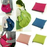 3 Way Easy To Carry Bag Bisa Digembok, Tas Selempang/ Gendong / Tas M