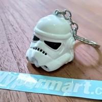 Big Stormtrooper Helmet Key Chain Star Wars Gantungan kunci keychain