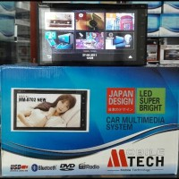 Head unit MTech MM 8702 New 2017 with Android True Mirrorlink